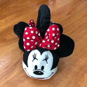 Minnie Mouse ear muffs by H&M and Disney